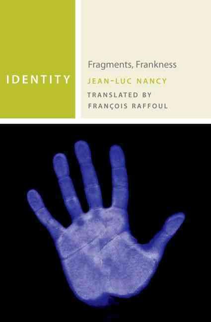Identity By Nancy, Jean-Luc/ Raffoul, Frantois (TRN)